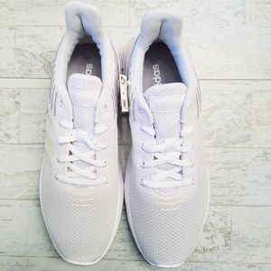 adidas Shoes - Adidas Asweerun white sneakers